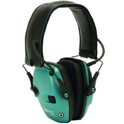 Casque antibruit HOWARD LEIGHT Impact Sport Bleu canard - 1
