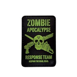 Morale Patch Zombie Apocalypse de 5ive star gear - 1