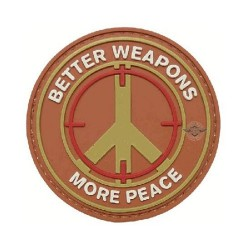 Morale Patch Better Weapons de 5ive star gear