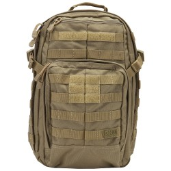 Sac à dos tactique RUSH12 Sable de 5.11 Tactical - 1