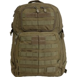 Sac à dos tactique RUSH24 Vert Olive de 5.11 Tactical - 3