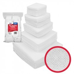 Lingettes absorbantes (Pack de 750) 4.4cm - Birchwood Casey - 2
