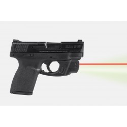 Lampe/Laser tactique (rouge) LaserMax GripSense pour Smith & Wesson M&P 45 - 2
