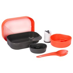 Lunch box orange Wildo - 1