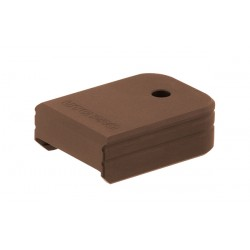 Base pour chargeur Glock Leapers bronze - 1